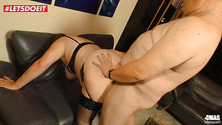 LETSDOEIT - Big Ass German Granny Action