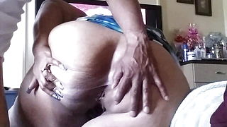 Love licking my granny hot asshole