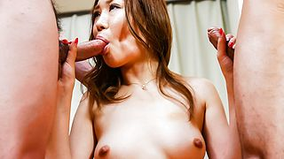 Hottest Japanese girl Airi Mizusawa in Fabulous JAV uncensored Mature scene