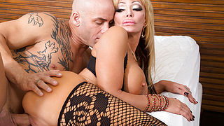 Houston and Derrick Pierce in Seduced by a Cougar