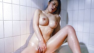 Incredible Japanese whore Kaede Niiyama in Exotic JAV uncensored Masturbation movie