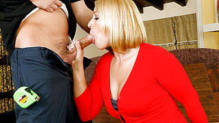 Mellanie Monroe and Alex Gonz in Seduced by a Cougar