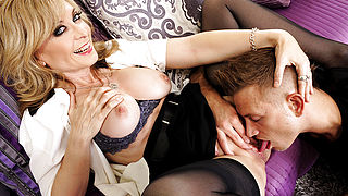 Nina Hartley and Bill Bailey in My Friends Hot Mom