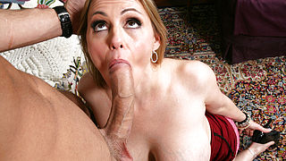 Raquel Sieb and Danny Mountain in My Friends Hot Mom