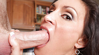 Raven LeChance and Levi Cash in My Friends Hot Mom