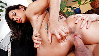 Raylene and Xander Corvus in My Friends Hot Mom