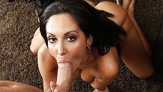 Ava Addams and Danny Mountain in Seduced by a Cougar