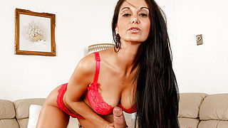 Ava Addams and Will Powers in House Wife 1 on 1