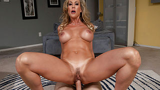 Brandi Love and Danny Wylde in House Wife 1 on 1
