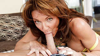 Deauxma and Daniel Hunter in Seduced by a Cougar