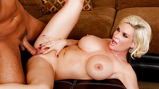Diamond Foxxx and Rocco Reed in Seduced by a Cougar
