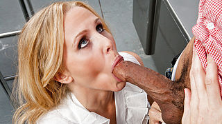 Julia Ann and Ethan Hunt in My First Sex Teacher