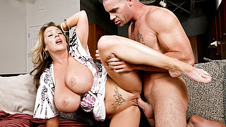 Kandi Cox and Charles Dera in My Friends Hot Mom