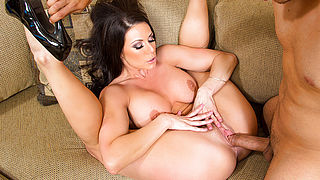 Kendra Lust and David Loso in Seduced by a Cougar