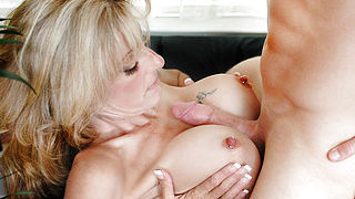 Lexi Carrington and Jeremey Holmes in My Friends Hot Mom