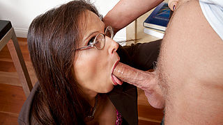 Syren De Mer and Danny Wylde in My First Sex Teacher