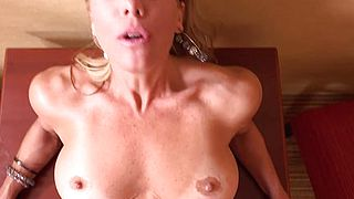 Fit Milf Sucks And Fucks Babe Milf Cock