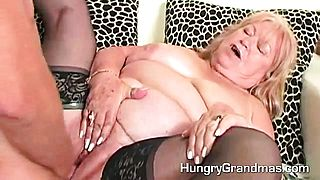 Fat Granny Snatch Diccked