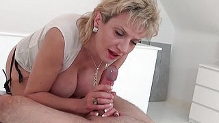 Lady Sonia Twitter follower blowjob  handjob